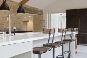 Фото 14 Барные стулья для кухни (56 фото): предмет мебели и стильное решение интерьера