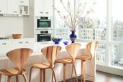 Фото 3 Барные стулья для кухни (75+ фото): обзор стильных моделей и где купить идеальный барный комплект?