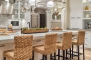 Фото 9 Барные стулья для кухни (75+ фото): обзор стильных моделей и где купить идеальный барный комплект?