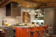 Фото 16 Барные стулья для кухни (75+ фото): обзор стильных моделей и где купить идеальный барный комплект?