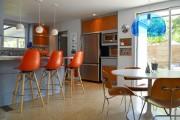 Фото 11 Барные стулья для кухни (75+ фото): обзор стильных моделей и где купить идеальный барный комплект?