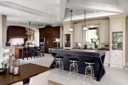 Фото 17 Барные стулья для кухни (56 фото): предмет мебели и стильное решение интерьера
