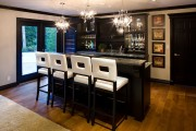 Фото 18 Барные стулья для кухни (75+ фото): обзор стильных моделей и где купить идеальный барный комплект?