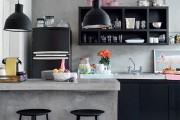 Фото 15 Барные стулья для кухни (56 фото): предмет мебели и стильное решение интерьера