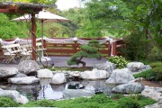 Фото 19 Декоративный пруд (55 фото): красота и комфорт своими руками