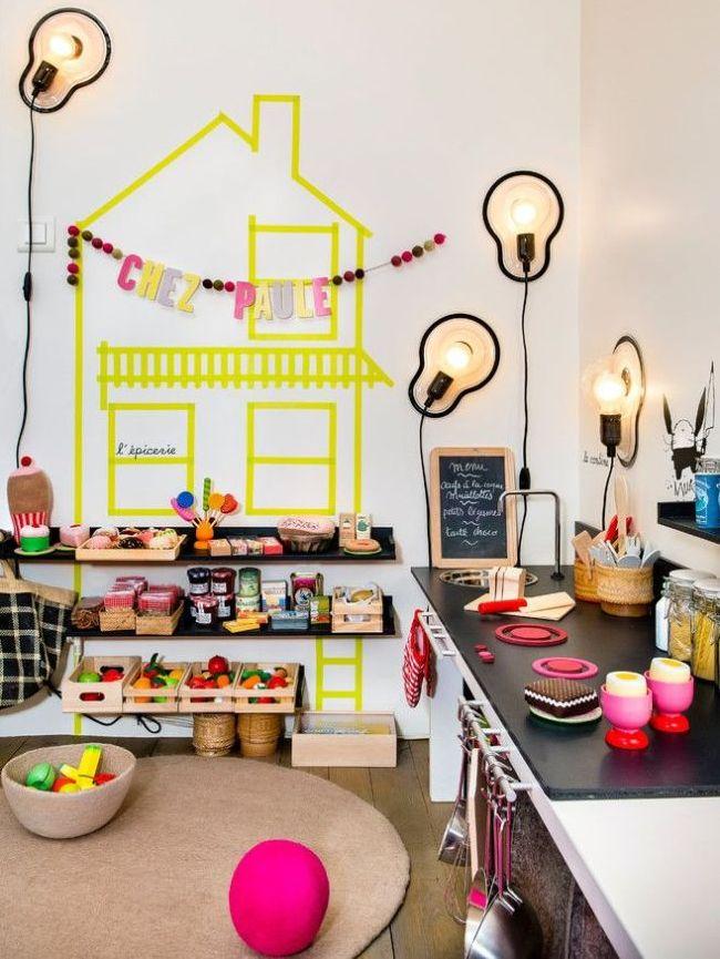 Полноценная игровая мини-кухня для девочки