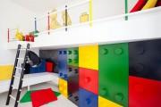 Фото 6 Детская игровая комната (45 фото): территория максимального комфорта