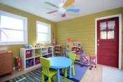 Фото 13 Детская игровая комната (45 фото): территория максимального комфорта
