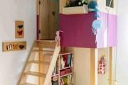 Фото 15 Детская игровая комната (45 фото): территория максимального комфорта