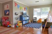Фото 16 Детская игровая комната (45 фото): территория максимального комфорта