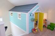 Фото 2 Детские домики своими руками (59 фото): варианты игровых построек для детей