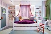 Фото 3 Детский диван (65+ фото): как выбрать лучшую мебель для сна ребенка — советы экспертов