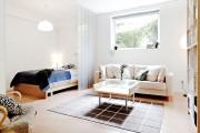 Фото 6 Дизайн малогабаритных квартир (47 фото): увеличиваем жилое пространство