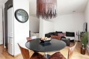 Фото 2 Дизайн малогабаритных квартир (47 фото): увеличиваем жилое пространство