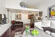 Фото 1 Дизайн малогабаритных квартир (47 фото): увеличиваем жилое пространство