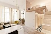Фото 13 Дизайн малогабаритных квартир (47 фото): увеличиваем жилое пространство