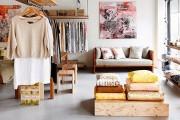 Фото 27 Дизайн магазина женской одежды (82 фото): как создать стильный интерьер