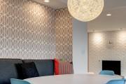 Фото 12 Дизайн однокомнатной квартиры с нишей (54 фото): соединяем стиль и практичность