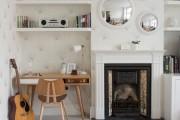 Фото 13 Дизайн однокомнатной квартиры с нишей (54 фото): соединяем стиль и практичность