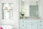 Фото 17 Дизайн однокомнатной квартиры с нишей (54 фото): соединяем стиль и практичность