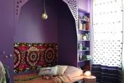 Фото 3 Дизайн однокомнатной квартиры с нишей (54 фото): соединяем стиль и практичность