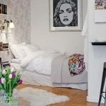 Дизайн однокомнатной квартиры с нишей (54 фото): соединяем стиль и практичность фото