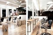 Фото 6 Дизайн салонов красоты (60+ фото): особый стиль, работающий на имидж салона (2019)