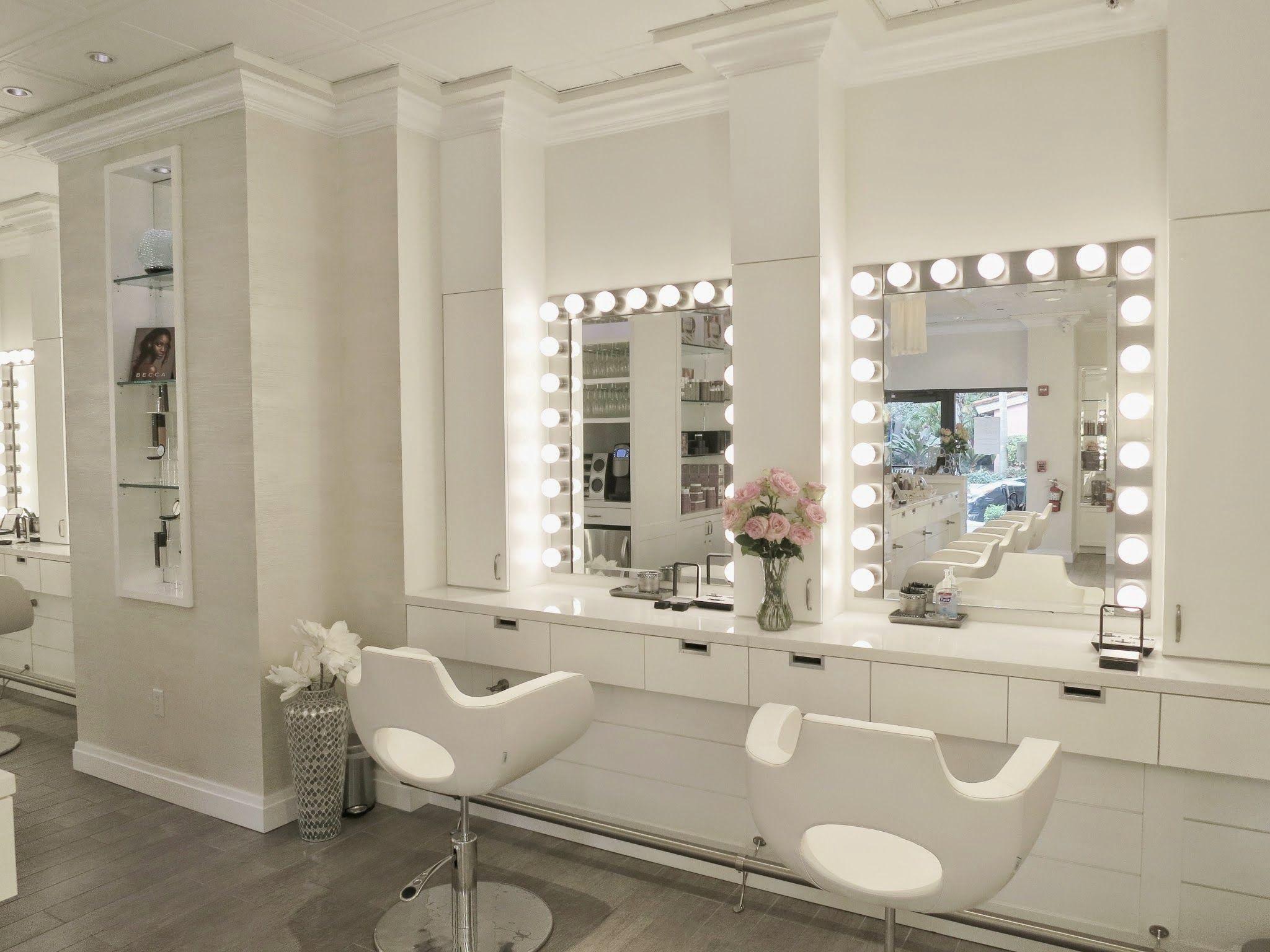 Интерьер салона красоты в стиле прованс