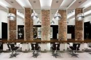Фото 3 Дизайн салонов красоты (60+ фото): особый стиль, работающий на имидж салона (2019)