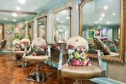 Фото 2 Дизайн салонов красоты (60+ фото): особый стиль, работающий на имидж салона (2019)