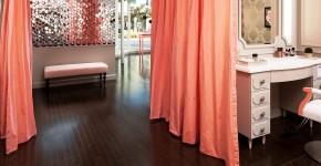 Дизайн салонов красоты (44 фото): особый стиль, работающий на имидж салона фото