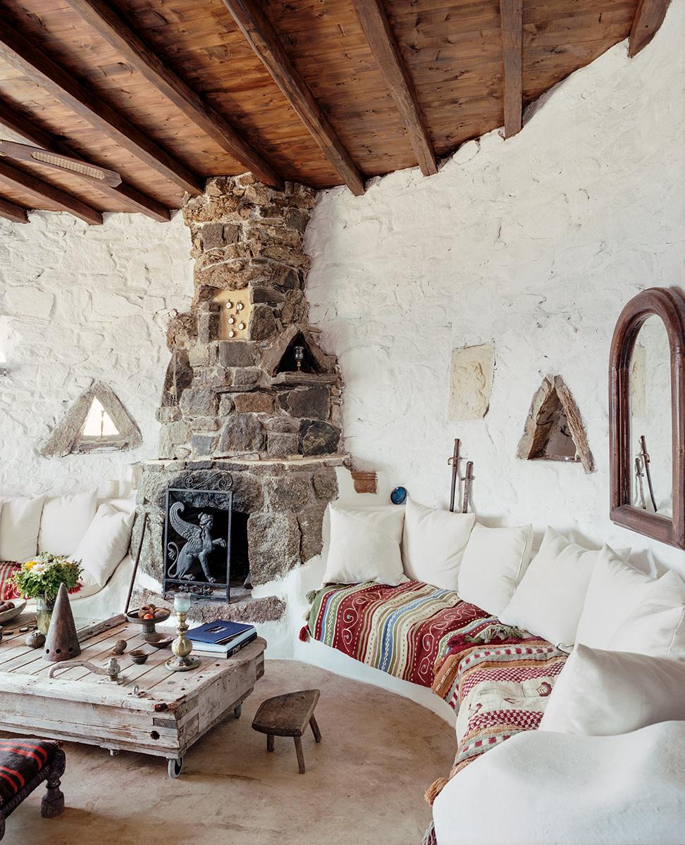 Греческий стиль в интерьере (52 фото): гармония прошлого и современности