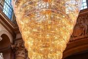 Фото 1 Итальянские светильники и люстры (47 фото): роскошь и минимализм света
