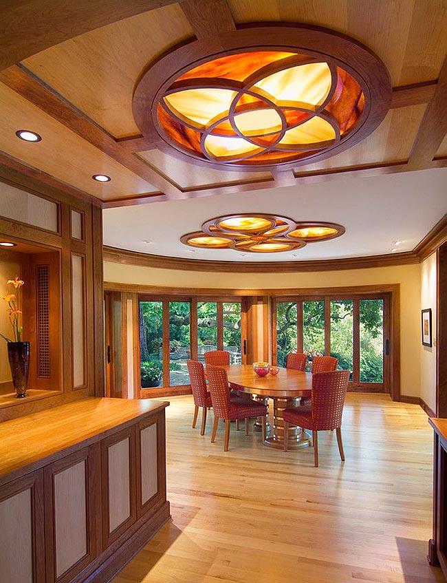 Встраиваемые итальянские светильники станут оригинальной и невероятно красивой подсветкой для потолка