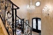 Фото 11 Хрустальные люстры (50 фото): удивительная красота из глубины веков