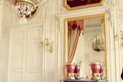 Фото 26 Хрустальные люстры (50 фото): удивительная красота из глубины веков
