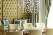 Фото 5 Хрустальные люстры (100+ фото моделей с ценами): аристократическая красота современного интерьера!