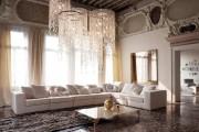 Фото 9 Хрустальные люстры (100+ фото моделей с ценами): аристократическая красота современного интерьера!