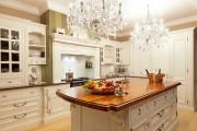 Фото 22 Хрустальные люстры (100+ фото моделей с ценами): аристократическая красота современного интерьера!