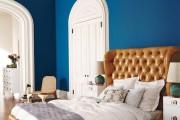 Фото 2 Кровати кожаные (69 фото): стильная роскошь в современном интерьере