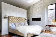 Фото 7 Кровати кожаные (69 фото): стильная роскошь в современном интерьере