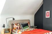 Фото 10 Кровати кожаные (69 фото): стильная роскошь в современном интерьере