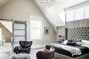 Фото 16 Кровати кожаные (69 фото): стильная роскошь в современном интерьере