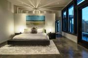 Фото 18 Кровати кожаные (69 фото): стильная роскошь в современном интерьере