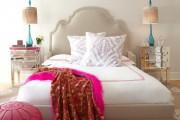 Фото 19 Кровати кожаные (69 фото): стильная роскошь в современном интерьере