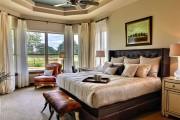 Фото 20 Кровати кожаные (69 фото): стильная роскошь в современном интерьере