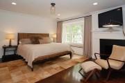 Фото 23 Кровати кожаные (69 фото): стильная роскошь в современном интерьере