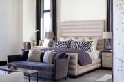 Фото 9 Кровати кожаные (69 фото): стильная роскошь в современном интерьере