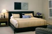 Фото 28 Кровати кожаные (69 фото): стильная роскошь в современном интерьере
