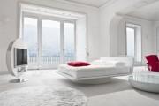 Фото 31 Кровати кожаные (69 фото): стильная роскошь в современном интерьере